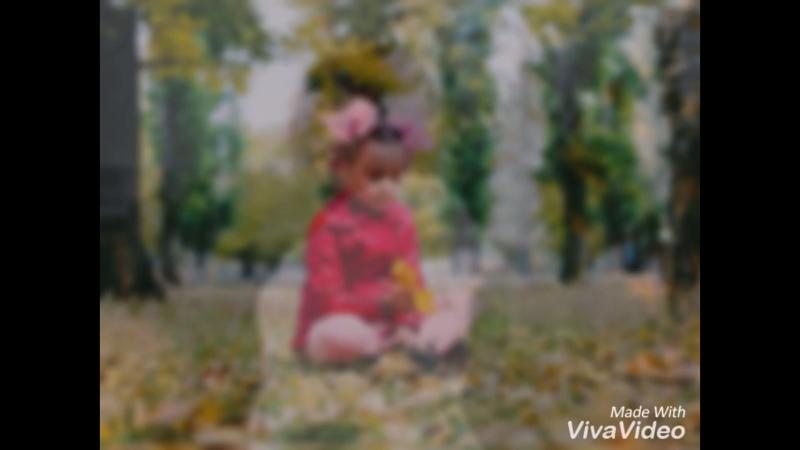 Осень-рыжая девчонка