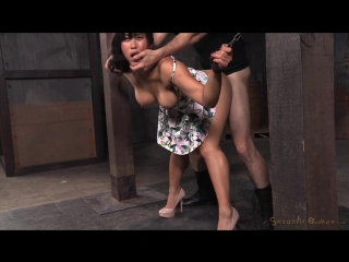 Sexuallybroken - september 18, 2015 - mia li (трахают связанных - бондаж,секс bdsm бдсм)
