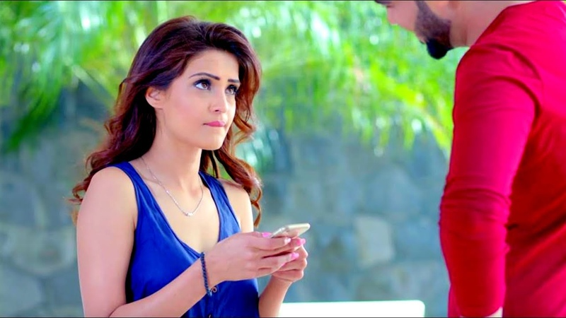 Jine Mera Dil Lutiya | Punjabi Romantic Song | Jazzy B | Letest Cute Love Story Song