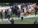 Bobby Wagner Micd Up vs 49ers I had to get a pick 6 in front of you