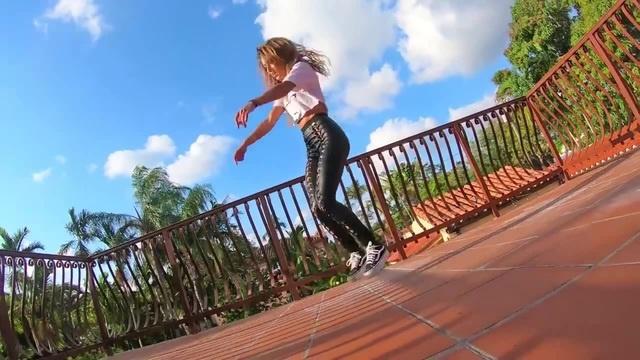 Dance girl latex · coub коуб