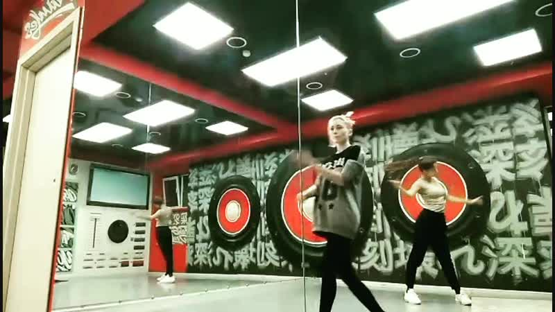 😎Треня Fraules dance centre