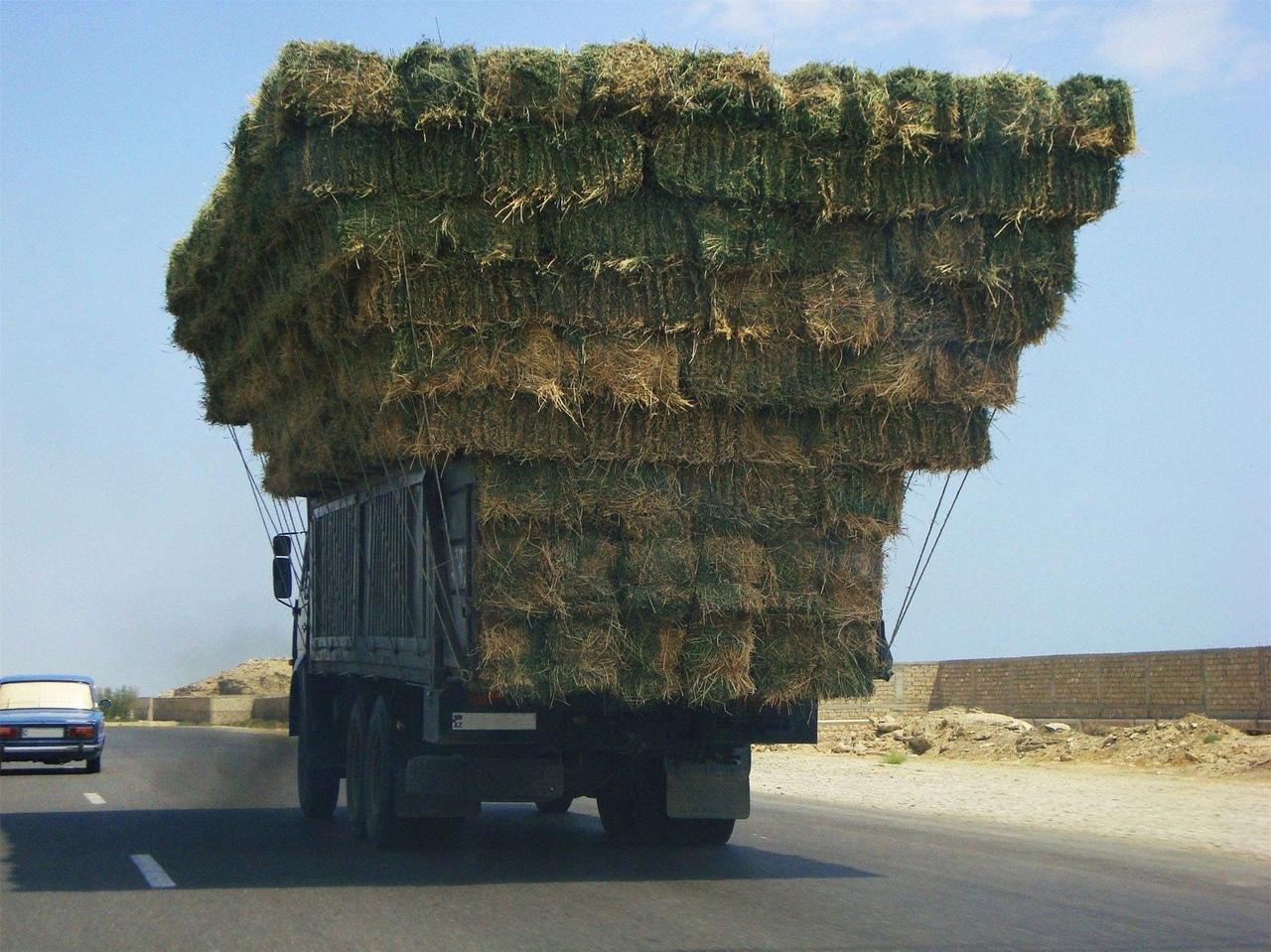 Датчики от перегруза на новых грузовиках