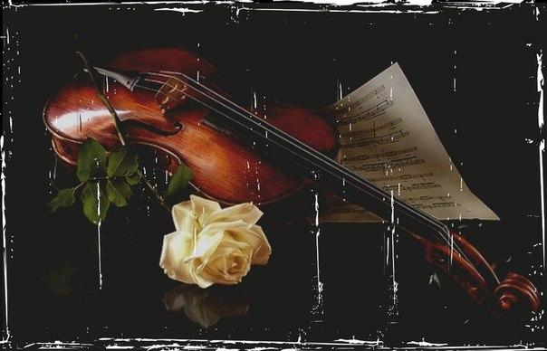 До невозможного красивая и завораживающая мелодия скрипки!