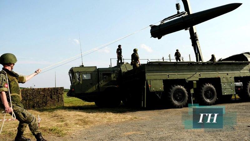 ✔ Россия может безнаказанно использовать тактическое ядерное оружие