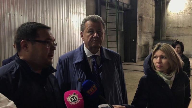 Первый мусоросортировочный комплекс в Югре открыт в Нижневартовске