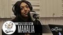 MAHALIA Seasons influences scène r'n'b anglaise Ed Sheeran LaSauce sur OKLM Radio 07 11 18 OKLM TV