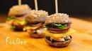 Так шампиньоны вы еще не готовили! Закуска из шампиньонов! Appetizer burgers!