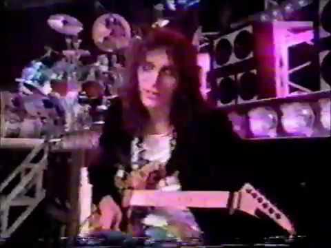 Classic Hard Rock Clips: Guitar Gods Eddie Van Halen, Steve Vai and More!