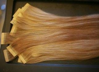 Теперь у нас в продаже волосы для ленточного наращивания.  Длинные, ухоженные волосы - предмет зависти женщин и...