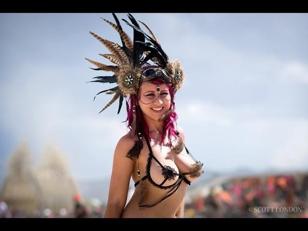 Burning man - Лучший в мире фестиваль.