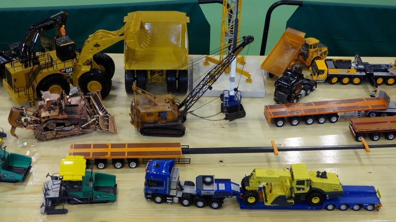 Amazing 1 50 Scale Collectible Diecast Construction Machinery Handcrafted Scale Models