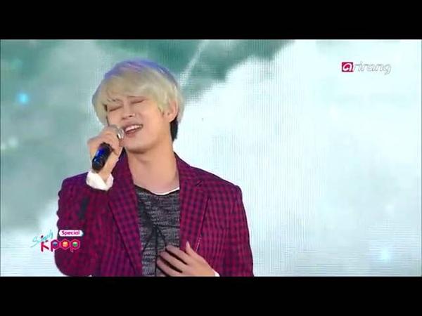 MD (Heechul Jungmo) - Moon Crystal (Simply K-Pop Special Live Arirang TV)