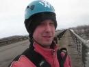 2 прыжка с моста роупджампинг dronos в воронеже