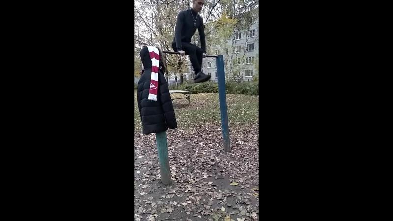 гробик и приземление топором :)