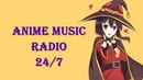 Anime Music Radio 24/7♫ | Best for Studying Gaming
