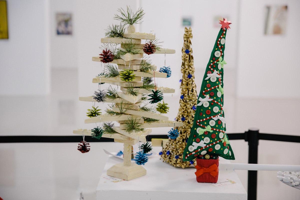 Новогодние мелочи для декора и поднятия настроения