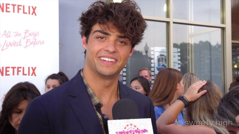 NOAH CENTINEO, JANEL PARRISH TO ALL THE BOYS IVE LOVED BEFORE Cast Reveal Secret Possessions!