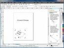 Corel Draw X5 для начинающих. Рамка текста Урок № 53