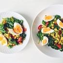 6 вкусных и полезных фитнес-салатов