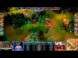 Alliance vs Fnatic - LCS EU W1D1 (RU)