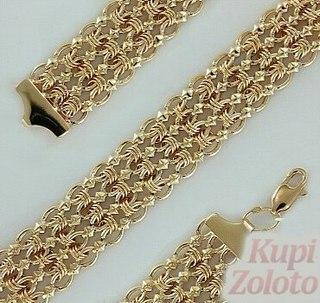 Женские браслеты на руку из золота цена