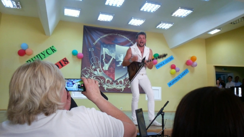 Александр Воронище зажигает