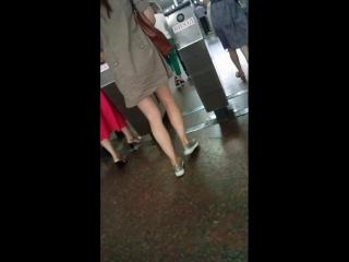 Под юбкой upskirt VIDEO2274