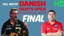 Mensur Suljovic vs Simon Whitlock | FINAL | Danish Darts Open 2018 [FULL MATCH]