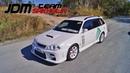 Обзор - Toyota Caldina 215 GTT (DUCKS-GARDEN)