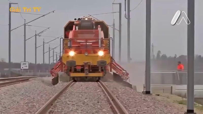 Khi quân đội Nga được giao nhiệm vụ thi công đường sắt