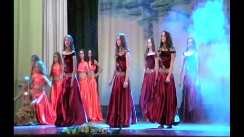 Звітний концерт студії сучасного танцю Блек-Денс Імперіал