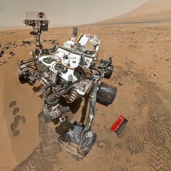 Візитка Яроша на Марсі