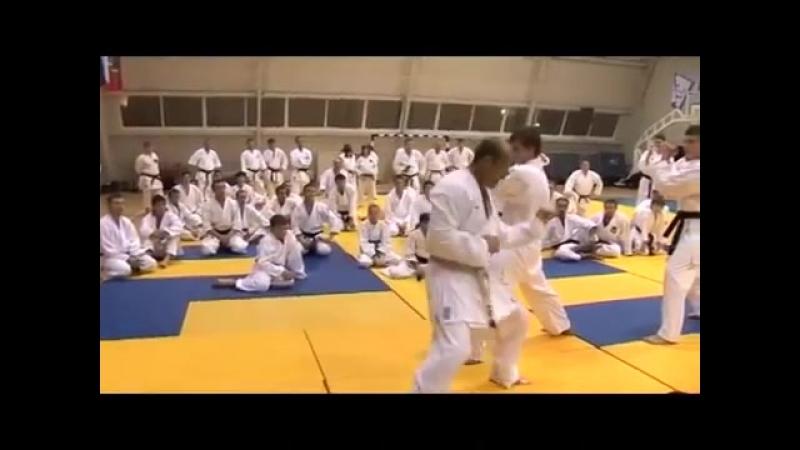 Karate Seiji Nishimura. Seminar in Moscow 2008 (36)