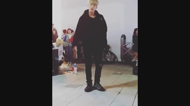 Yoo Yongha - don`t wanna cry (Seventeen) dance cover.