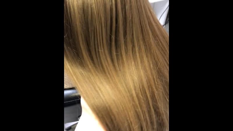 Экспресс ботокс для волос