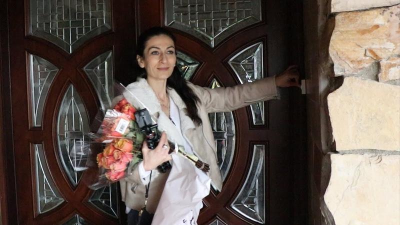 Մանուշակ - Trader Joe's Shopping - Heghineh Armenian Family Vlog 245 - Հեղինե - Mayrik by Heghineh