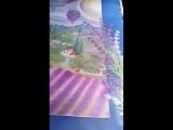 платок лаванда ч.4