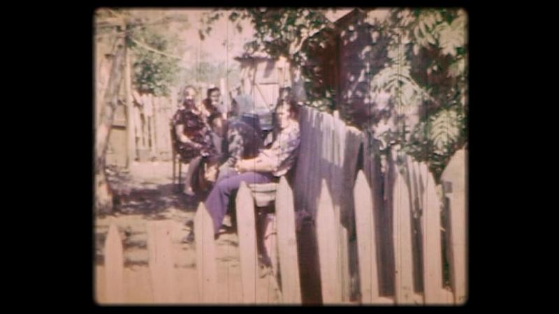 1978 год. Мои родные. Живые бабушка и дедушка, их сестры и братья.