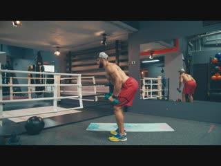 Тренировка на все тело для мужчин