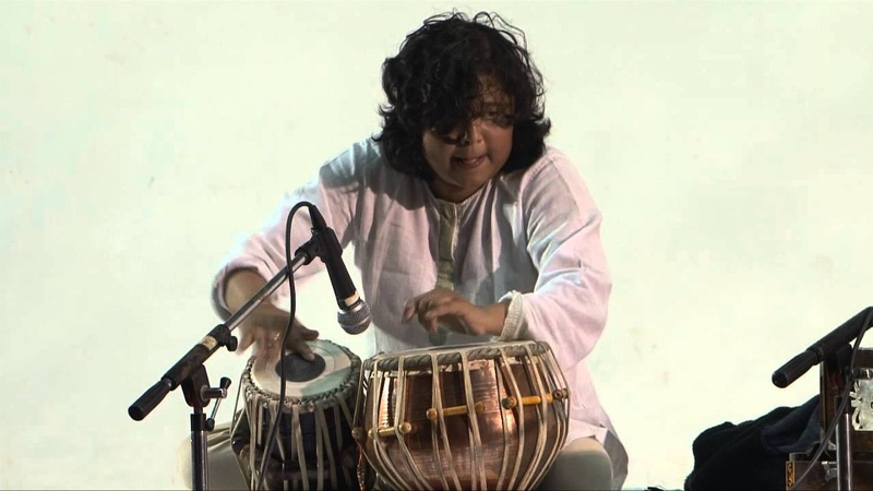 Breathtaking Tabla Performance by Rimpa Siva - Princess of Tabla at IIT Kanpur