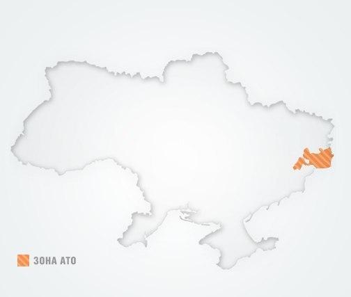 Российско-террористические войска контролируют фактически весь юг Луганской области, - Тымчук - Цензор.НЕТ 898