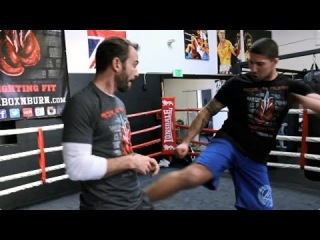 The Fighter and The Kid presents The Setup: Leg Kicks Edition