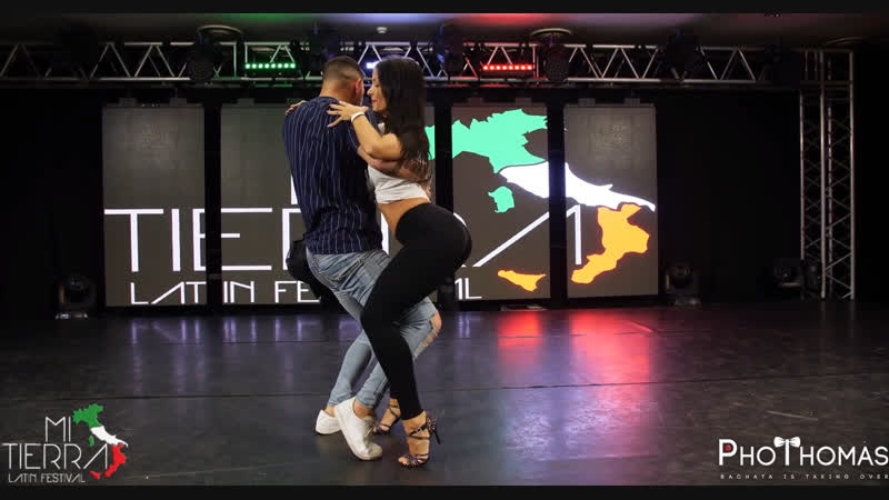Daniel y Serena [Slip] @ Mi Tierra Latin Festival 2018