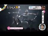 2013 Keanu Reeves & Jin Akanishi, 47 Ronin (Japanese TV)