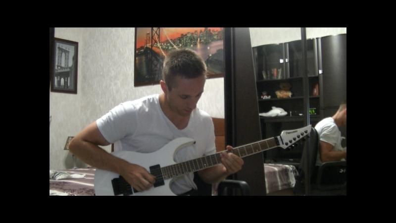 Jan Cyrka - In The End 2.0 (Guitar Cover by Сергей Черенков)