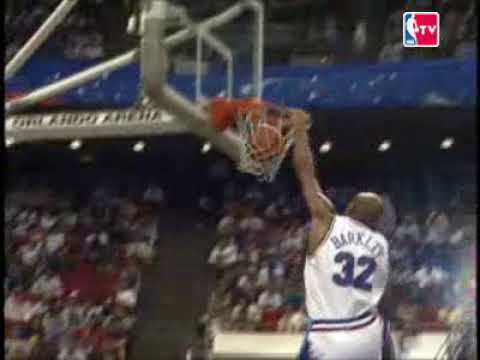 Top 10 NBA All Star Game 1992