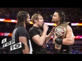 [WWE QTV]☆[Top 10]Greatest Shield showdowns]☆[Топ 10]Самые большие разборки  Щита]