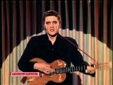 Elvis Presley Blue Suede Shoes 1956