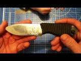 Сделай сам: нож из пилы (#2) - восставший из хлама